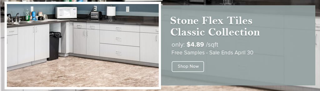 Stone Flex Tiles - Classic Collection