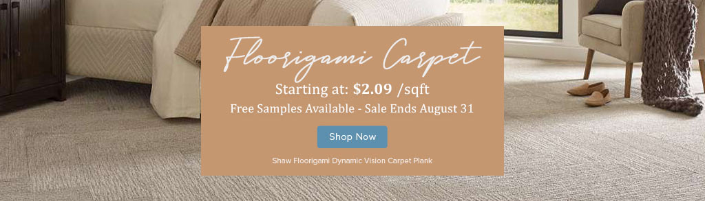 Floorigami Carpet