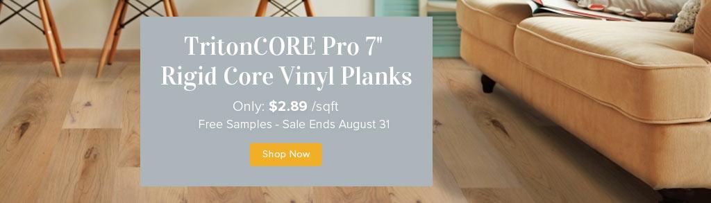 COREtec Pro Plus 7 Rigid Core Vinyl Planks