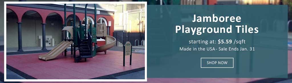 playground flooring and equipment