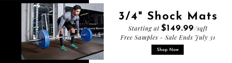 Gym Mat promo