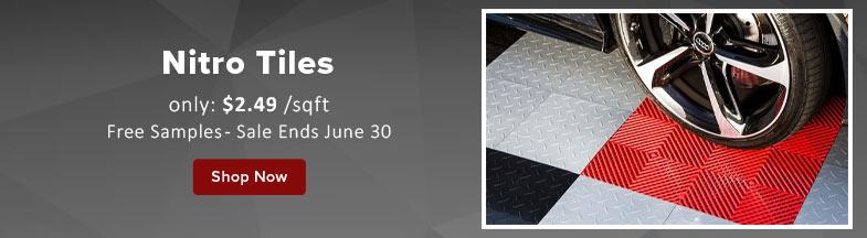 Nitro Tiles promo