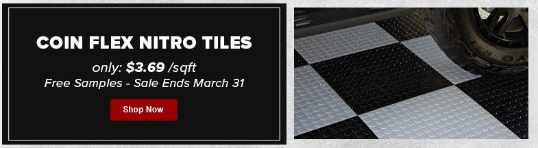garage tiles promo