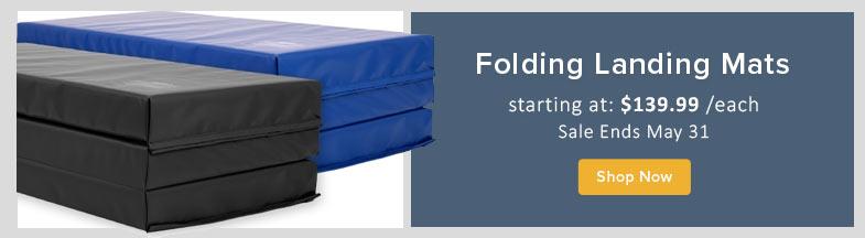 Folding Mats promo