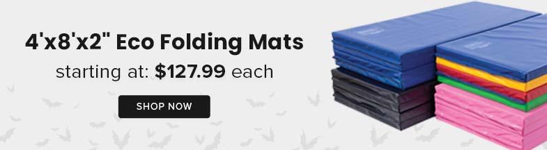 4'x8'x2 Folding Mats promo