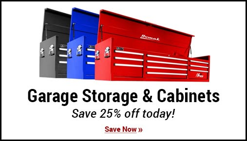 Upgrade Your Garage storage and Cabinets