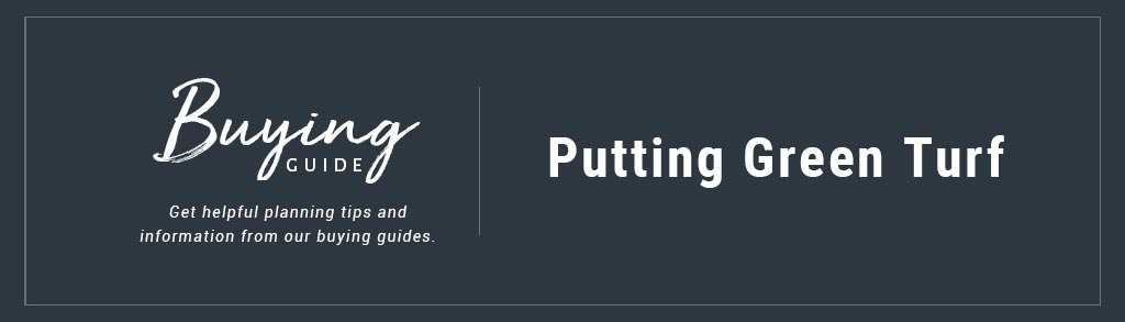 Buyers Guide Best Putting Green
