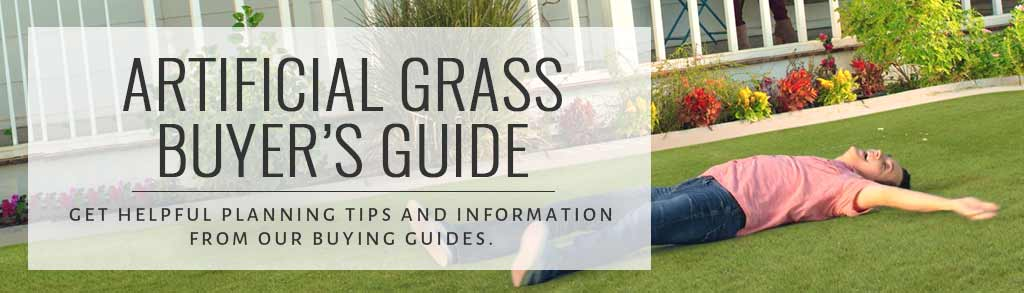 artificial grass Buyers Guide