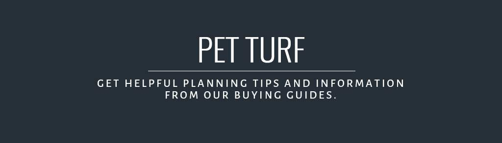 Pet Turf Buyer's Guide