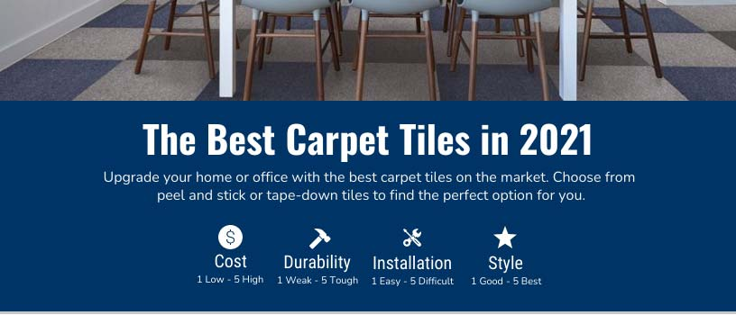 The Best Carpet Tiles Chart