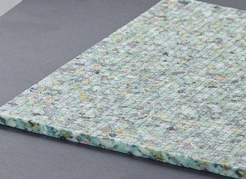 bonded carpet padding