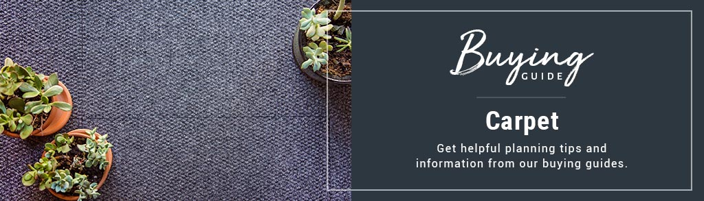 Carpet Buyers Guide