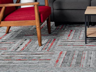 EF Contract Game On Carpet Tiles