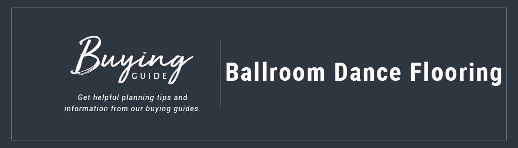 Buyers Guide ballroom dance