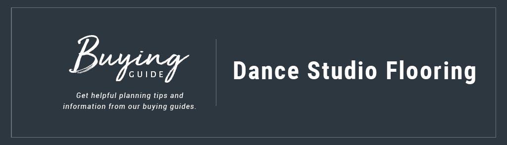 Buyers Guide Dance Studio Floor