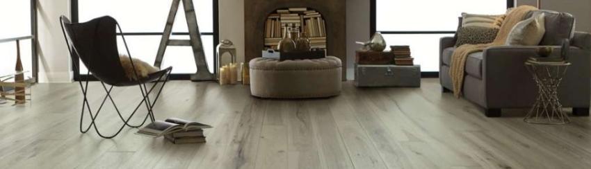 Shaw Reflections Ash Engineered Wood