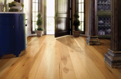 Shaw Castlewood Hickory Engineered Wood