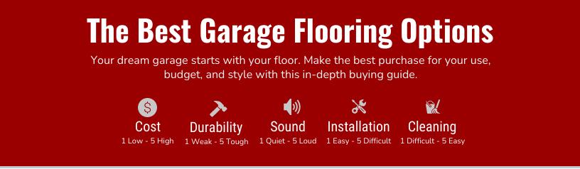 The Best Garage Flooring Chart