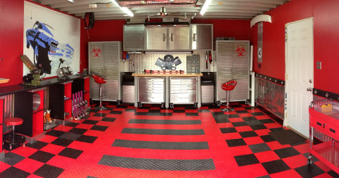 How to Choose Garage Flooring Buying Guide