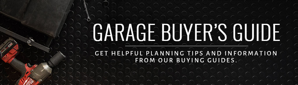 Garage Buyers Guide