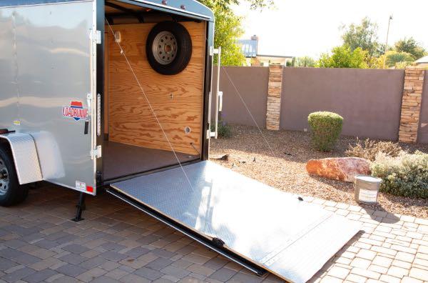 trailer flooring