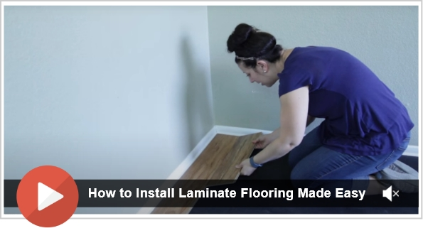 how to install laminate flooring made easy