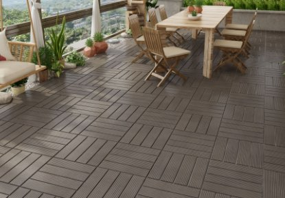 NatureSort Deck Tiles