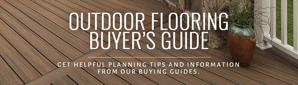 Outdoor Flooring Buyers Guide