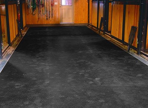 Flooring Inc 1/2 Inch Button Top Stall Mats