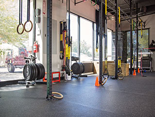 Commercial Gym Flooring Buyer's Guide