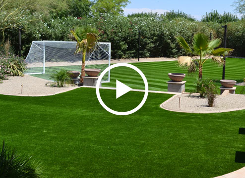 Pet Friendly Flooring Buying Guide - Turf Installation