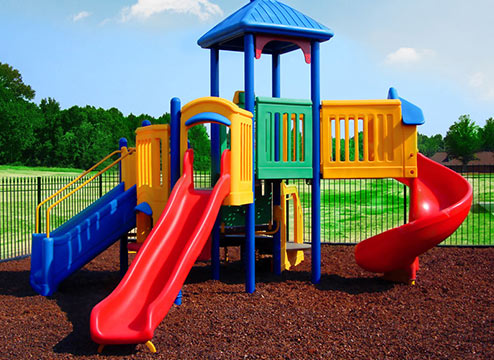 Playground Flooring Rubber Mulch