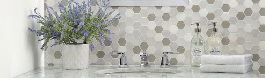 backsplash and Mosaic tile