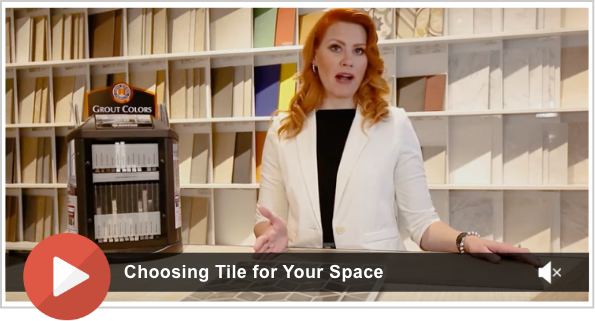 Choosing Tile for Your Space