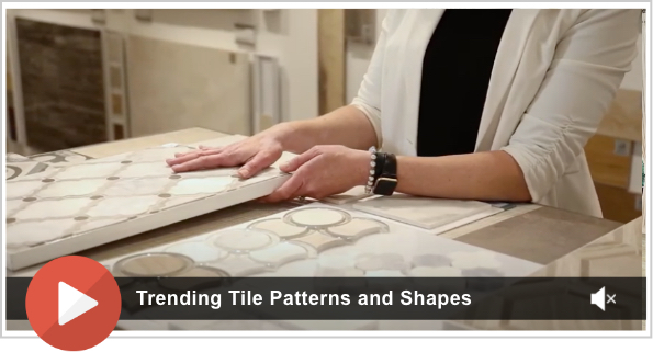 Trending Tile Patterns and Shapes