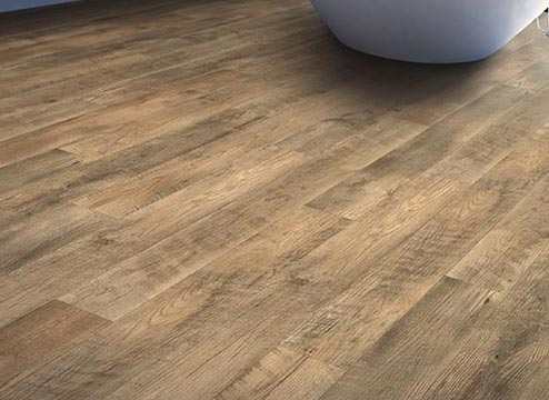 Water-Resistant Laminate Bathroom Flooring Options