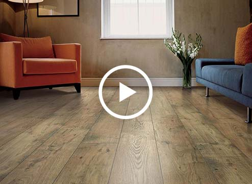 FlooringInc Laminate vs Vinyl Flooring Video