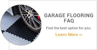 Garage Flooring FAQ