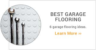 Best Garage Flooring Options Buyers Guide