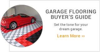 Garage Flooring Buyers Guide