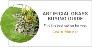 About Artificial Grass Buying Guide