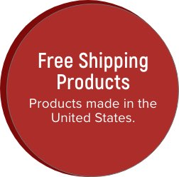 free shipping products