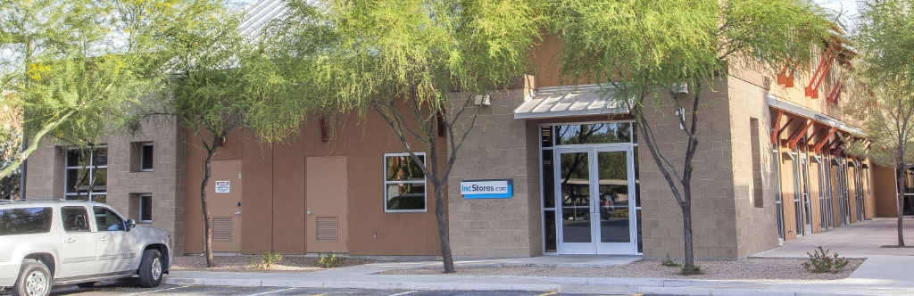 about us mesa office building