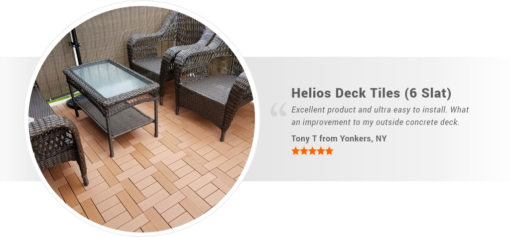 helios decking