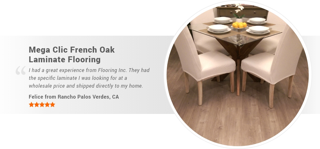 mega clic french oak laminate flooring