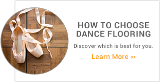 How to Choose Dance Flooring
