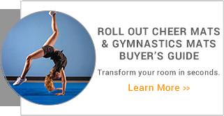 Roll Out Cheer Mats & Gymnastics Mats Buyer's Guide