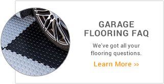Garage Flooring FAQ