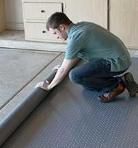 Garage Roll Flooring