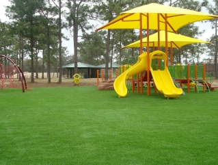 schools and playground turf